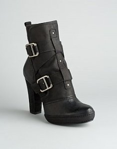 I will wear these boots with the following: Dresses with tights. Leggings. Skirts. Flared-leg pants and jeans. Shorts in the fall & spring. To work. Out for the night and back again.